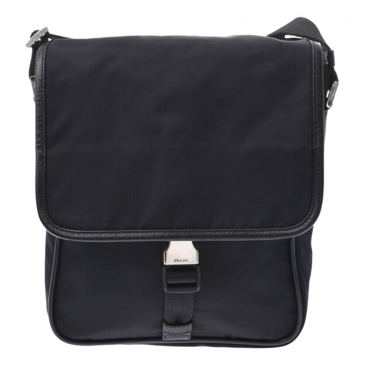 Prada \N Black handbag for Women \N