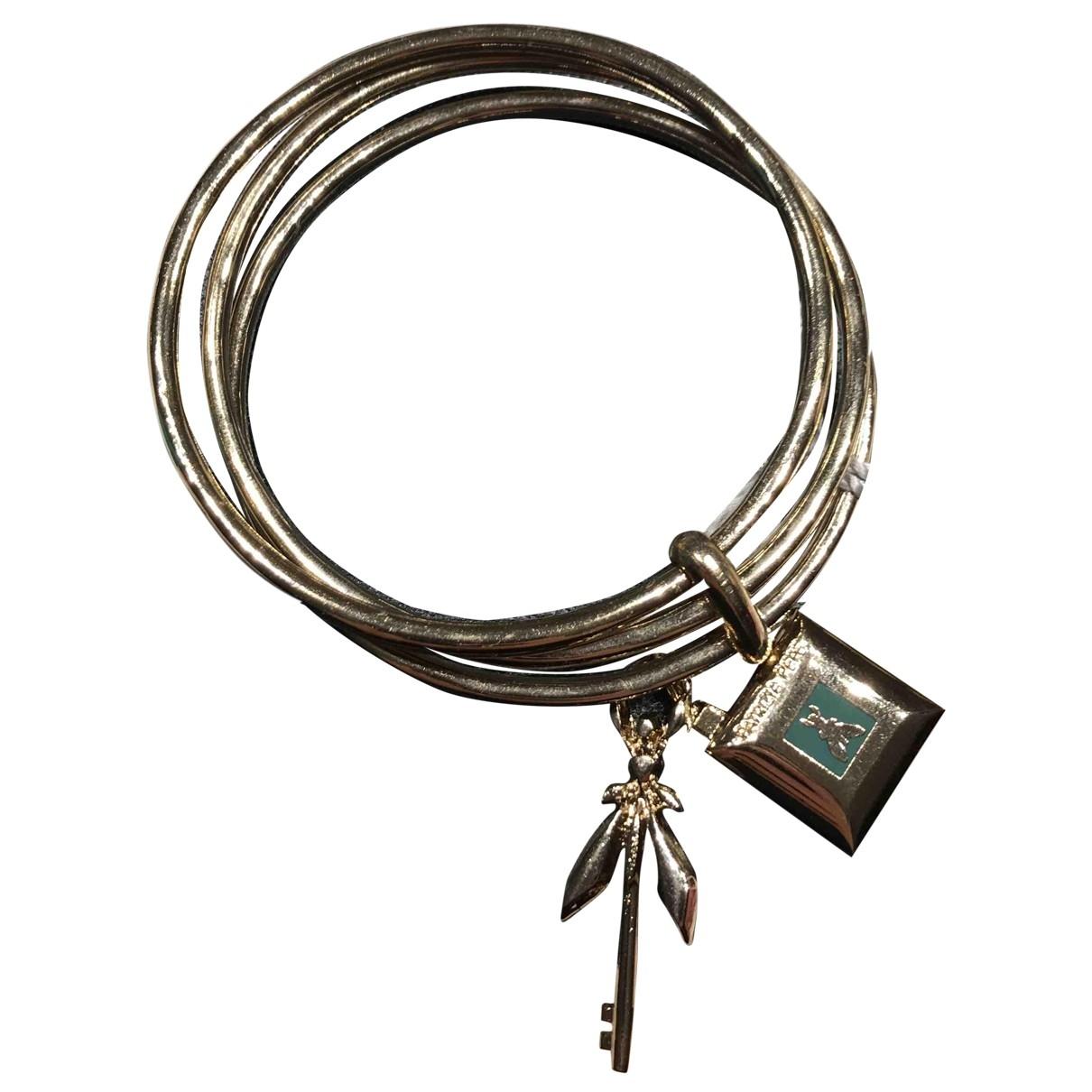 Patrizia Pepe - Bracelet   pour femme en acier - dore