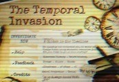 The Temporal Invasion Steam CD Key