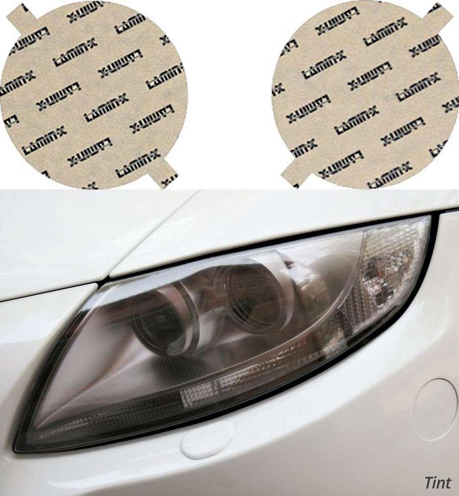 Mazda Miata 89-97 Hella style Tint Headlight Covers Lamin-X M002ET
