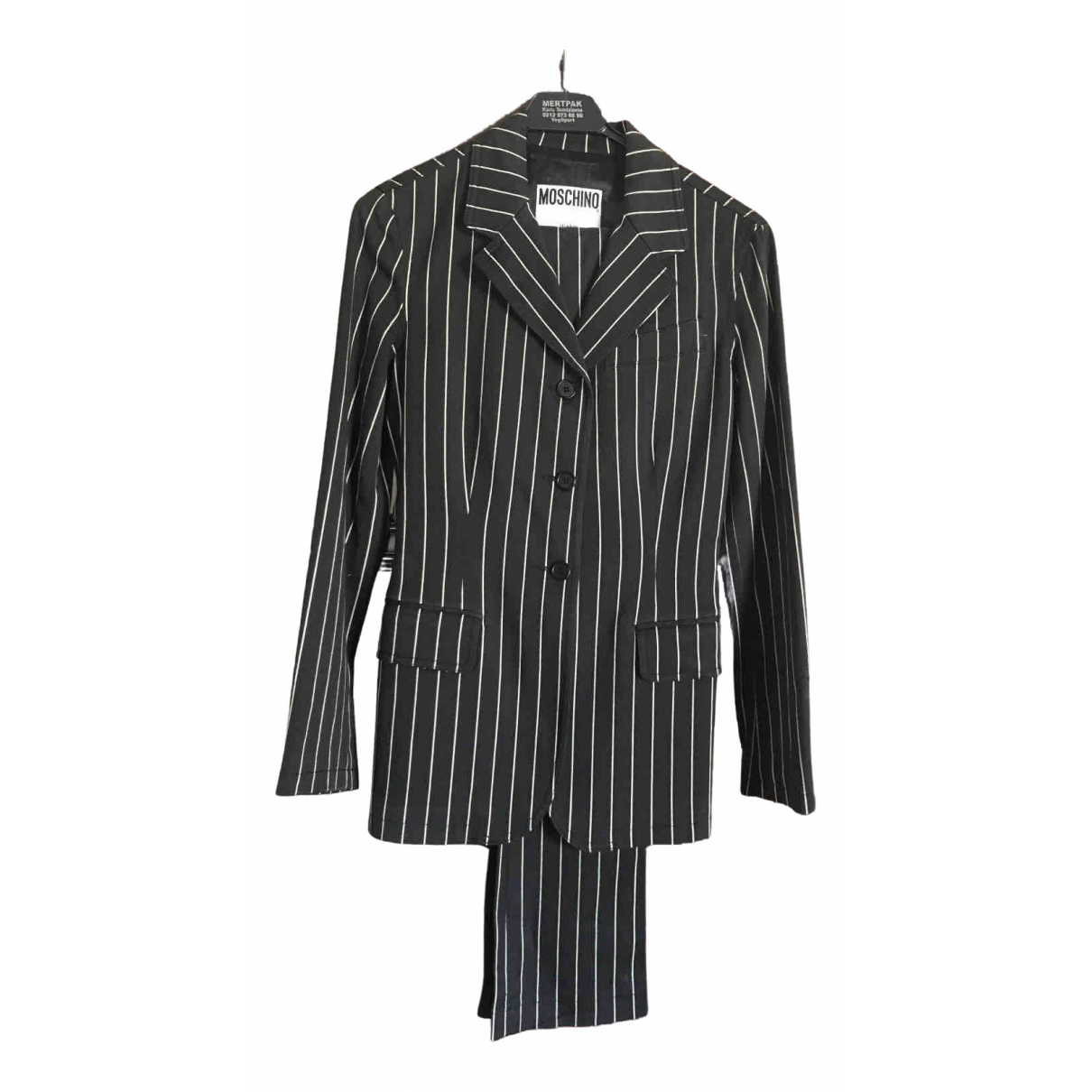 Moschino Cheap And Chic \N Black jacket for Women 40 IT