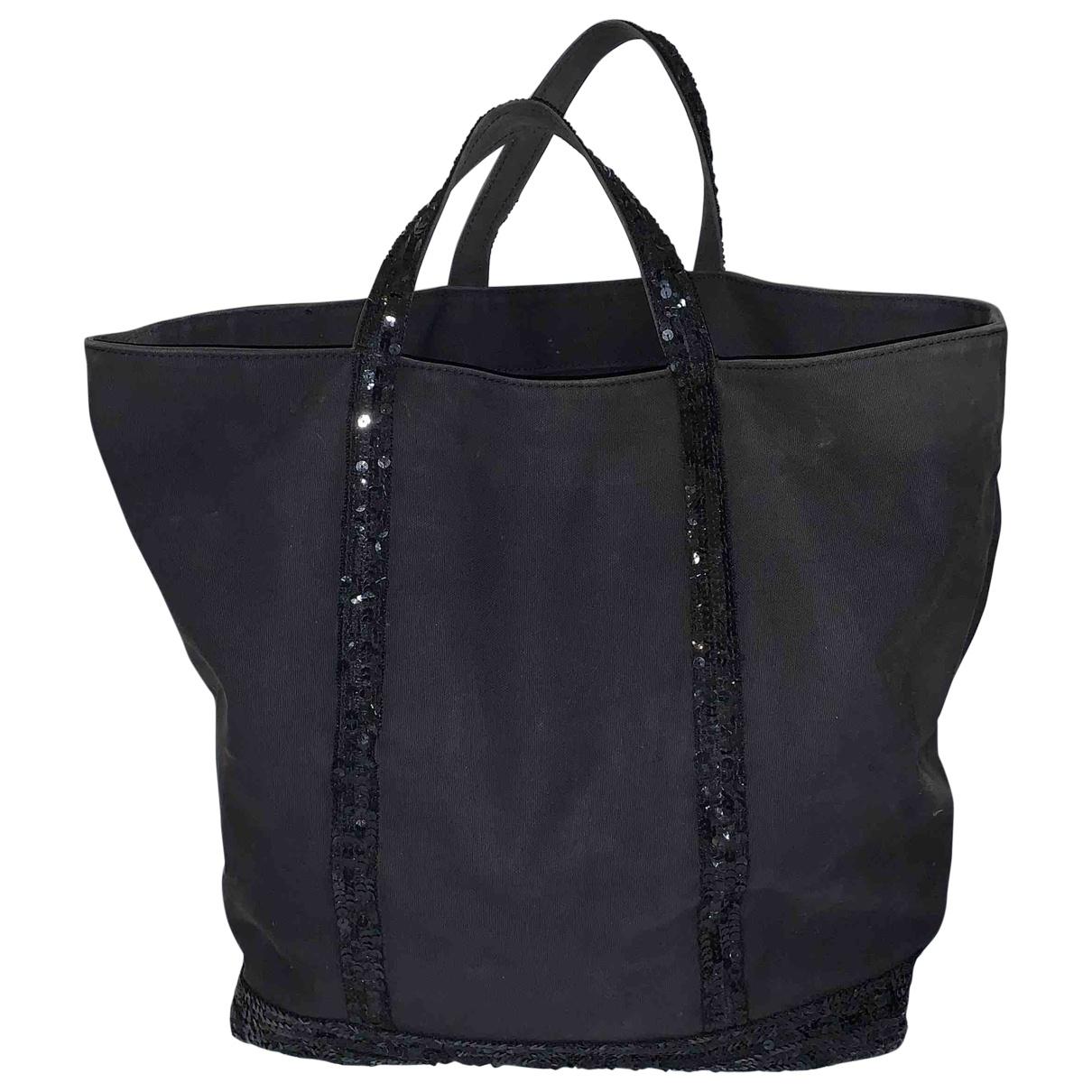 Vanessa Bruno Cabas Black Cloth handbag for Women \N
