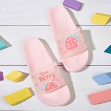 Strawberry Graphic Slides