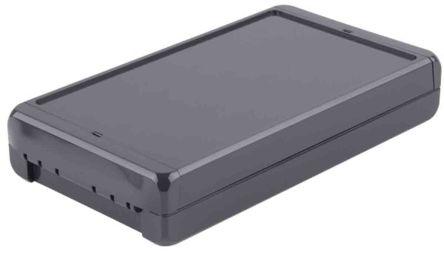 Bopla Bocube, Graphite Grey ABS Enclosure, IP66, IP68, Flanged, 231 x 125 x 40mm