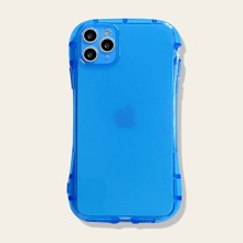 1 Stueck Einfarbige iPhone Schutzhuelle