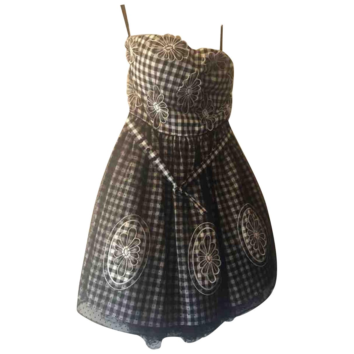 Manoush \N Kleid in  Bunt Polyester