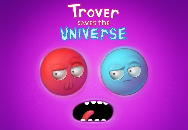 Trover Saves the Universe EU Steam Altergift