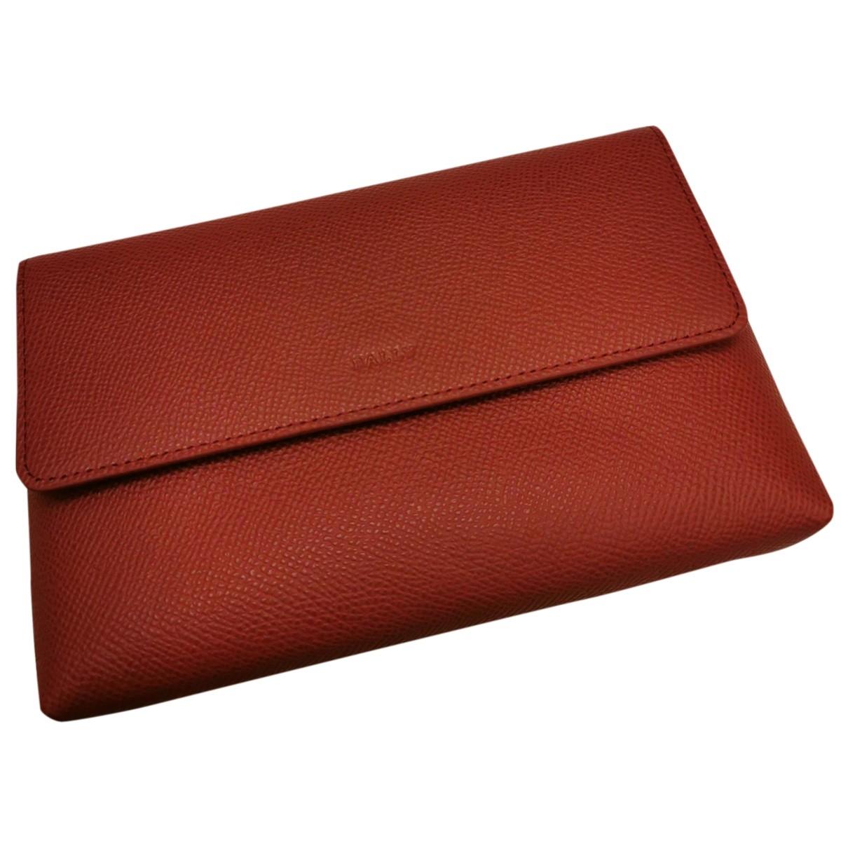 Bally - Petite maroquinerie   pour homme en cuir - rouge