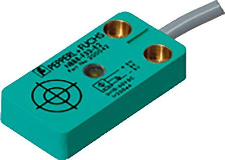 Pepperl + Fuchs PNP Inductive Sensor 50mm Length, 10 → 60 V dc supply voltage , IP67 Rating