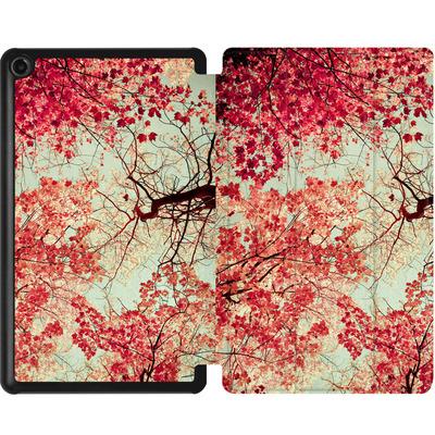 Amazon Fire 7 (2017) Tablet Smart Case - Autumn Inkblot von Joy StClaire
