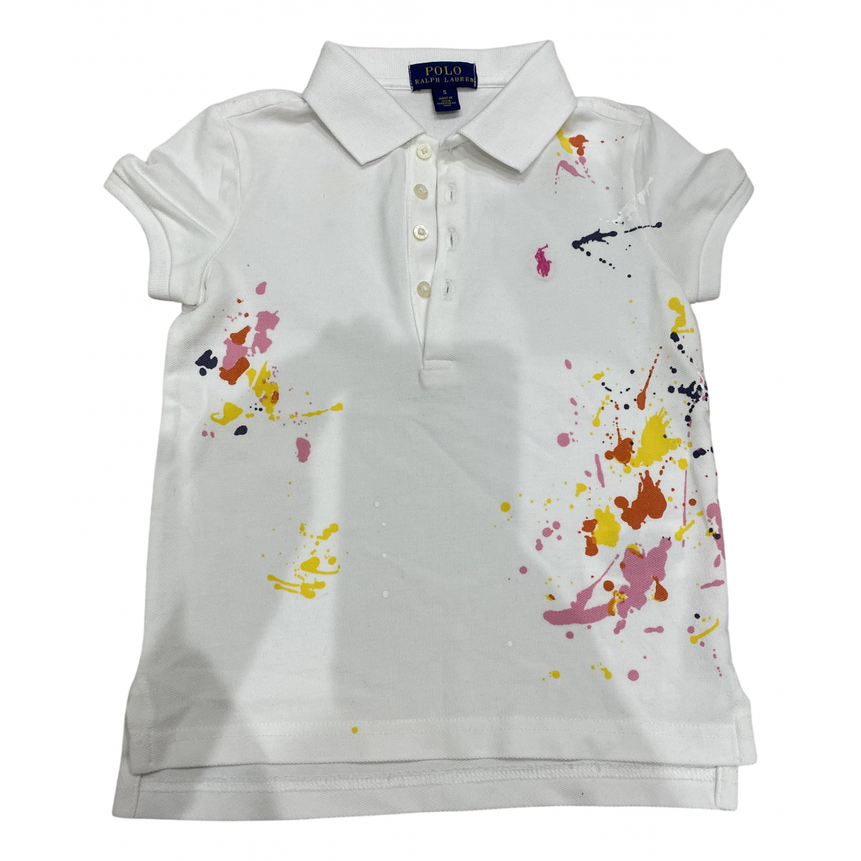 Polo Ralph Lauren \N Multicolour Cotton  top for Kids 5 years - until 42.5 inches UK