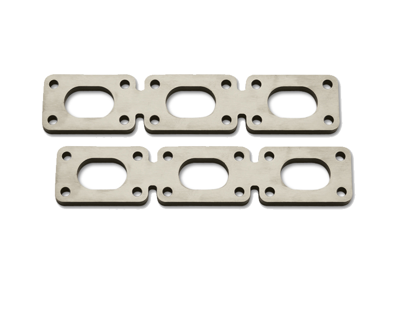 Vibrant Performance 14336 3/8 Thick Pair 304 Stainless Steel Exhaust manifold Flange BMW 328is E36 96-99