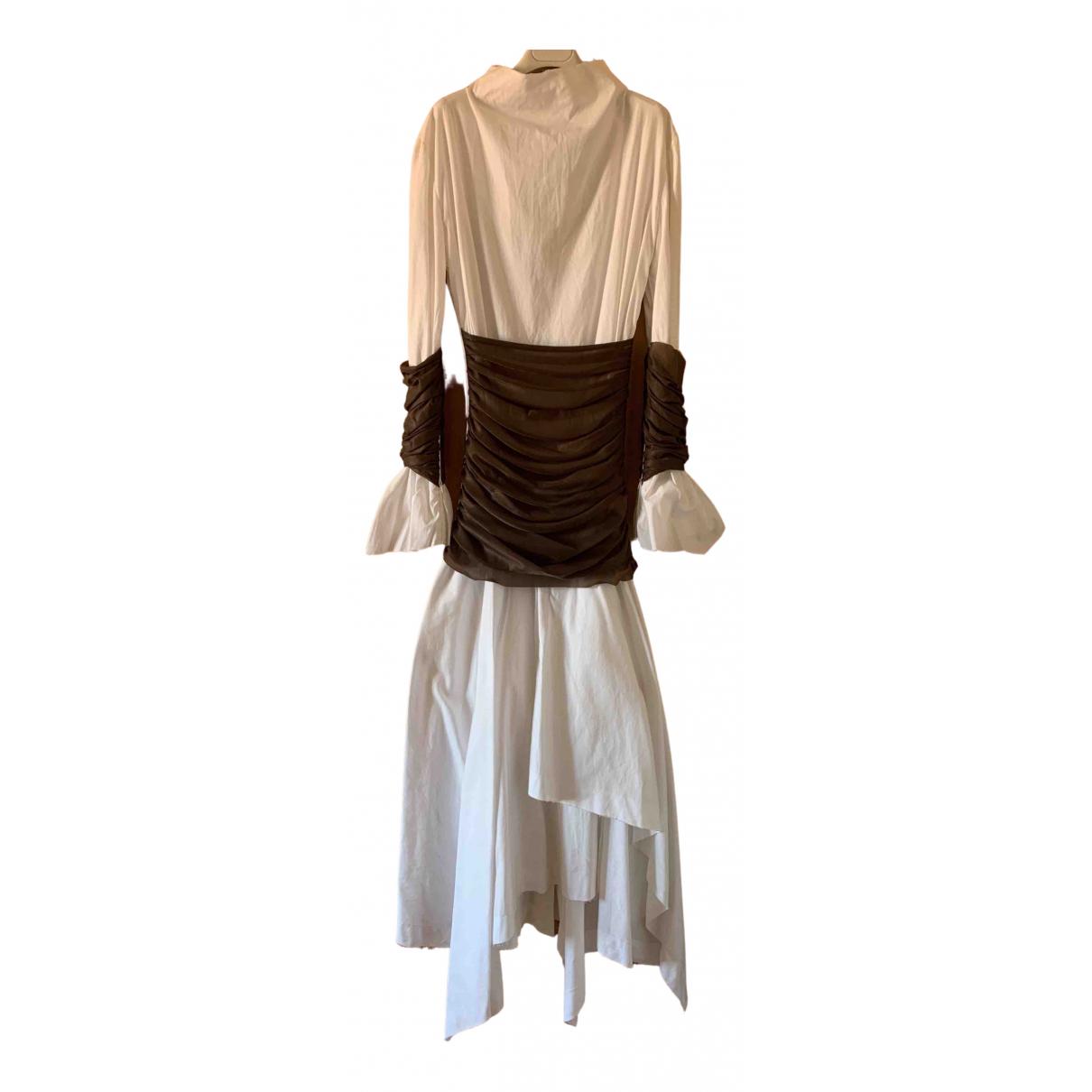 Loewe N White Cotton dress for Women S International
