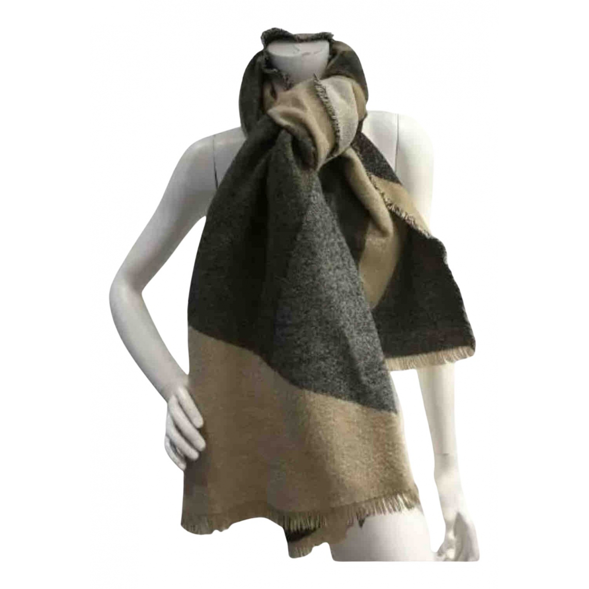 Zara - Foulard   pour femme en autre - beige