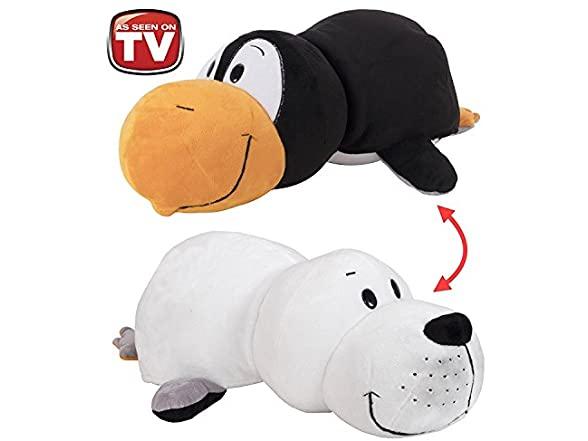 Flipazoo Plush 2-in-1 Pillow