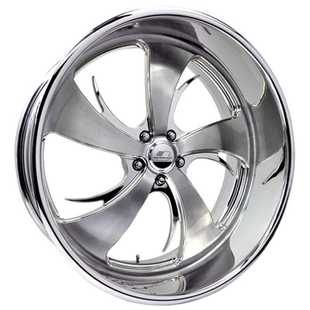 Billet Specialties DT89269Custom BLVD 89 Wheels 26x9