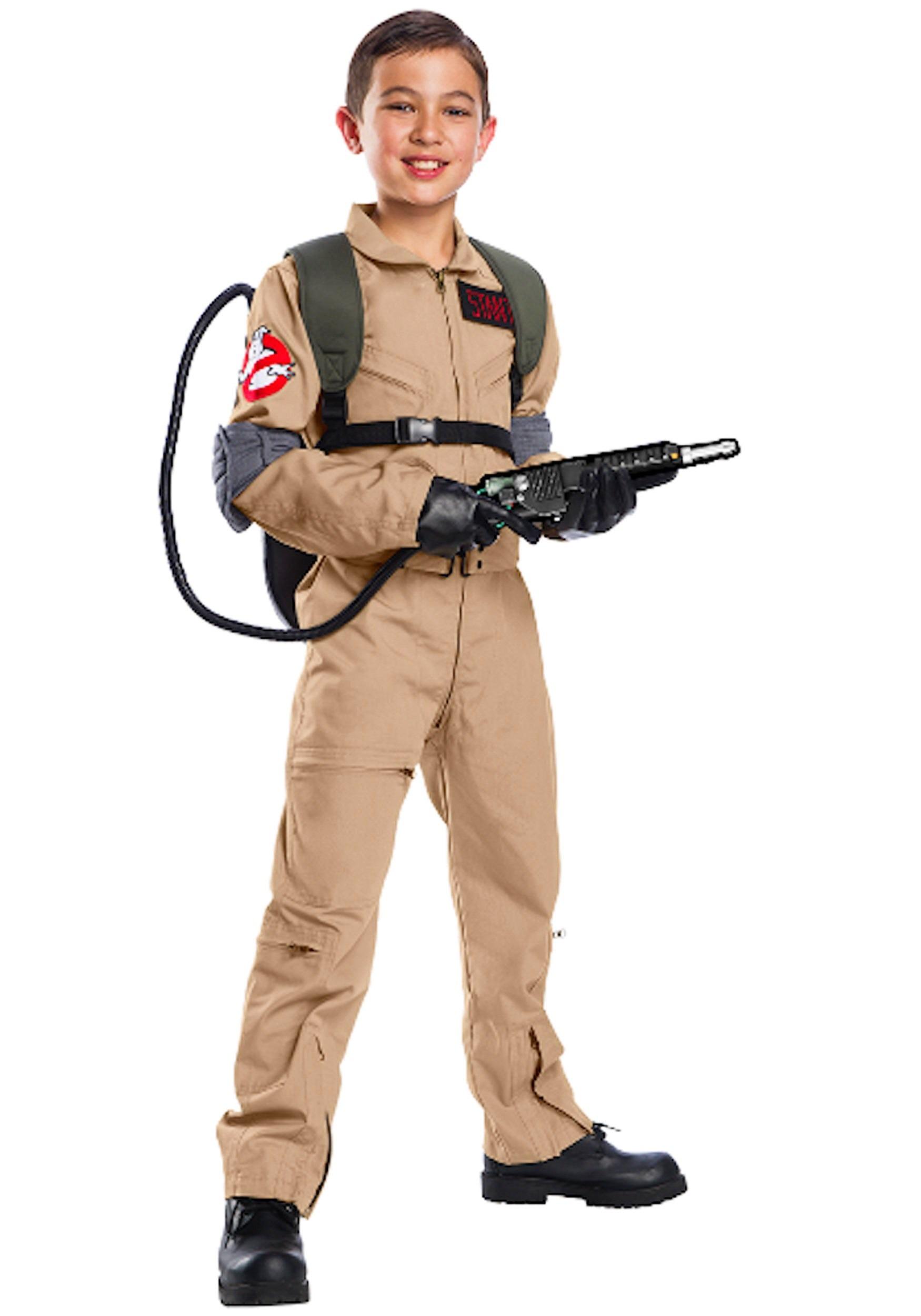 Childs Premium Ghostbusters Costume