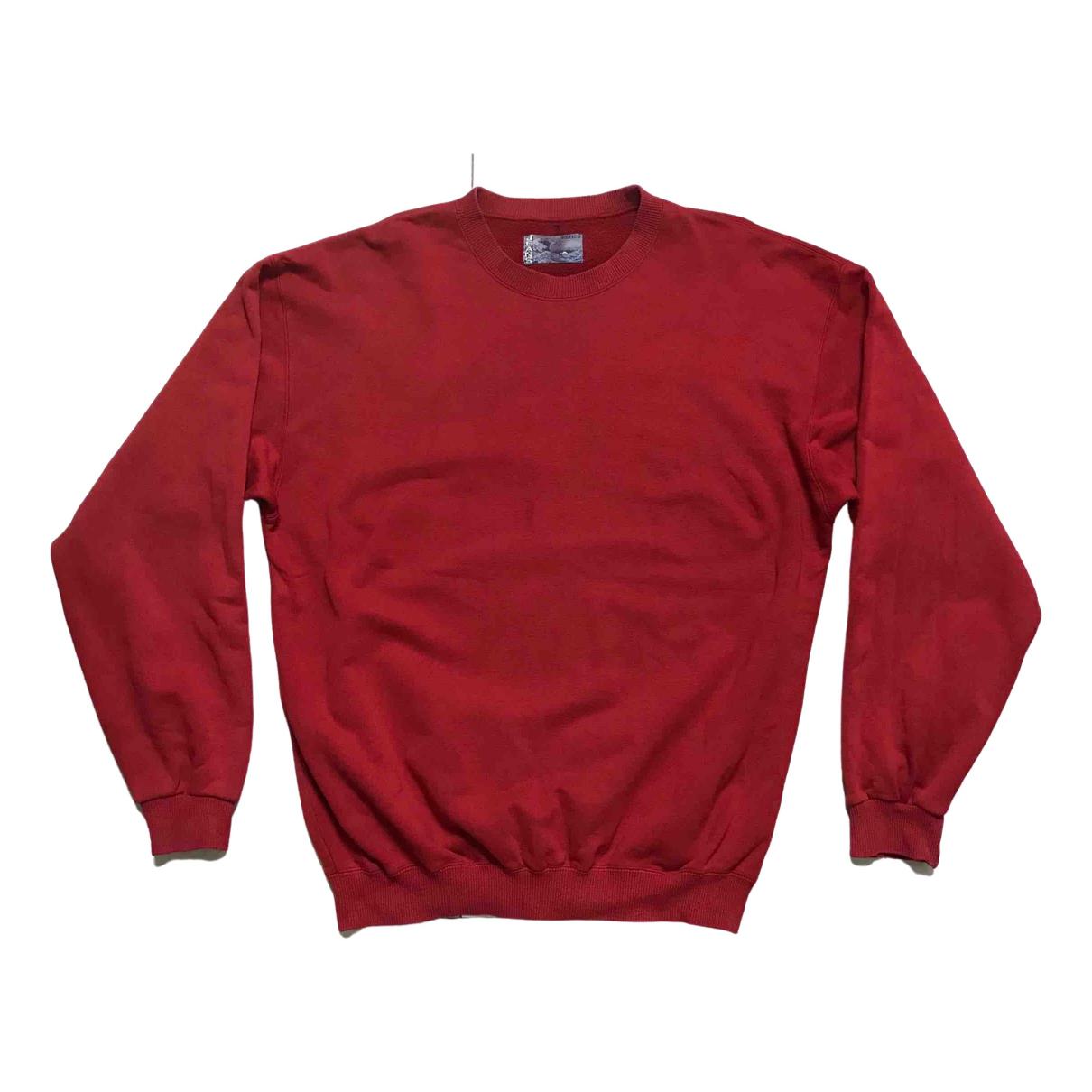 Kenzo \N Red Cotton Knitwear & Sweatshirts for Men L International