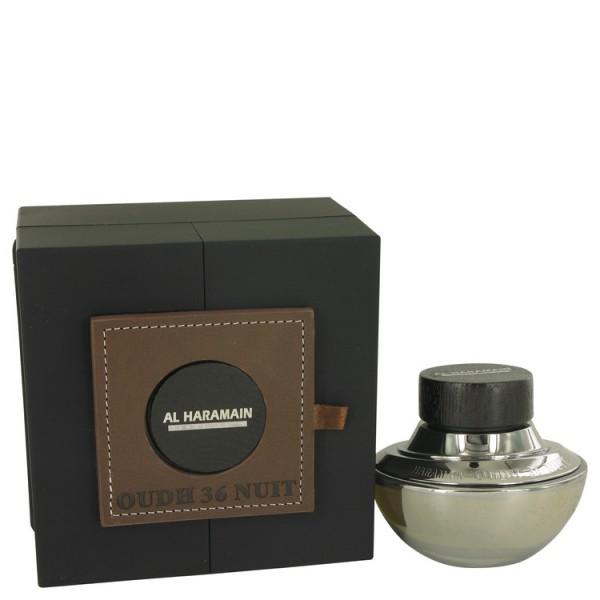 Al Haramain - Oudh 36 Nuit : Eau de Parfum Spray 2.5 Oz / 75 ml