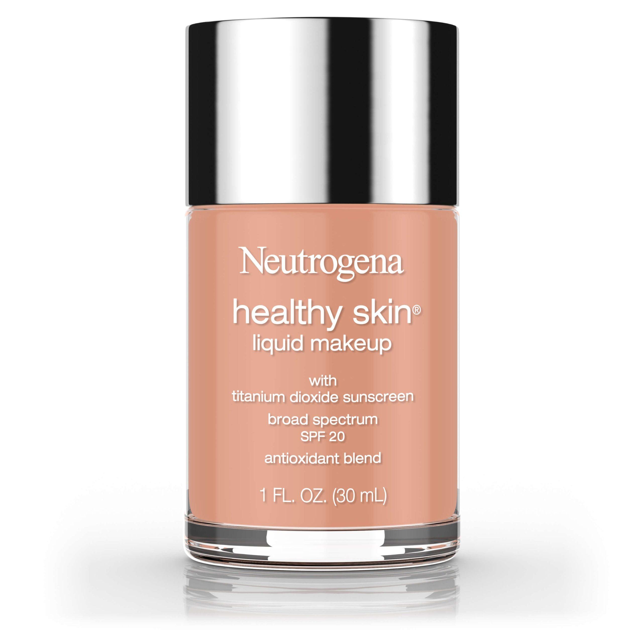 Healthy Skin Liquid Makeup Spf 20 - Medium Beige