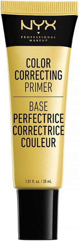 Color Correcting Liquid Primer - Yellow