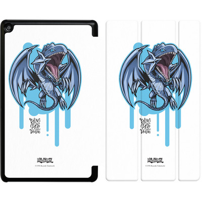 Amazon Fire HD 8 (2018) Tablet Smart Case - Blue-Eyes White Dragon SD von Yu-Gi-Oh!