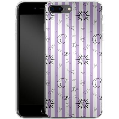 Apple iPhone 7 Plus Silikon Handyhuelle - Optical Zodiac von caseable Designs