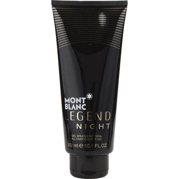 Legend Night - Mont Blanc Duschgel fuer Korper und Haare/Gel Douche Corps et Cheveux 300 ml