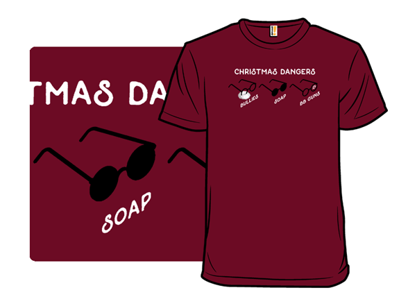 Christmas Dangers T Shirt