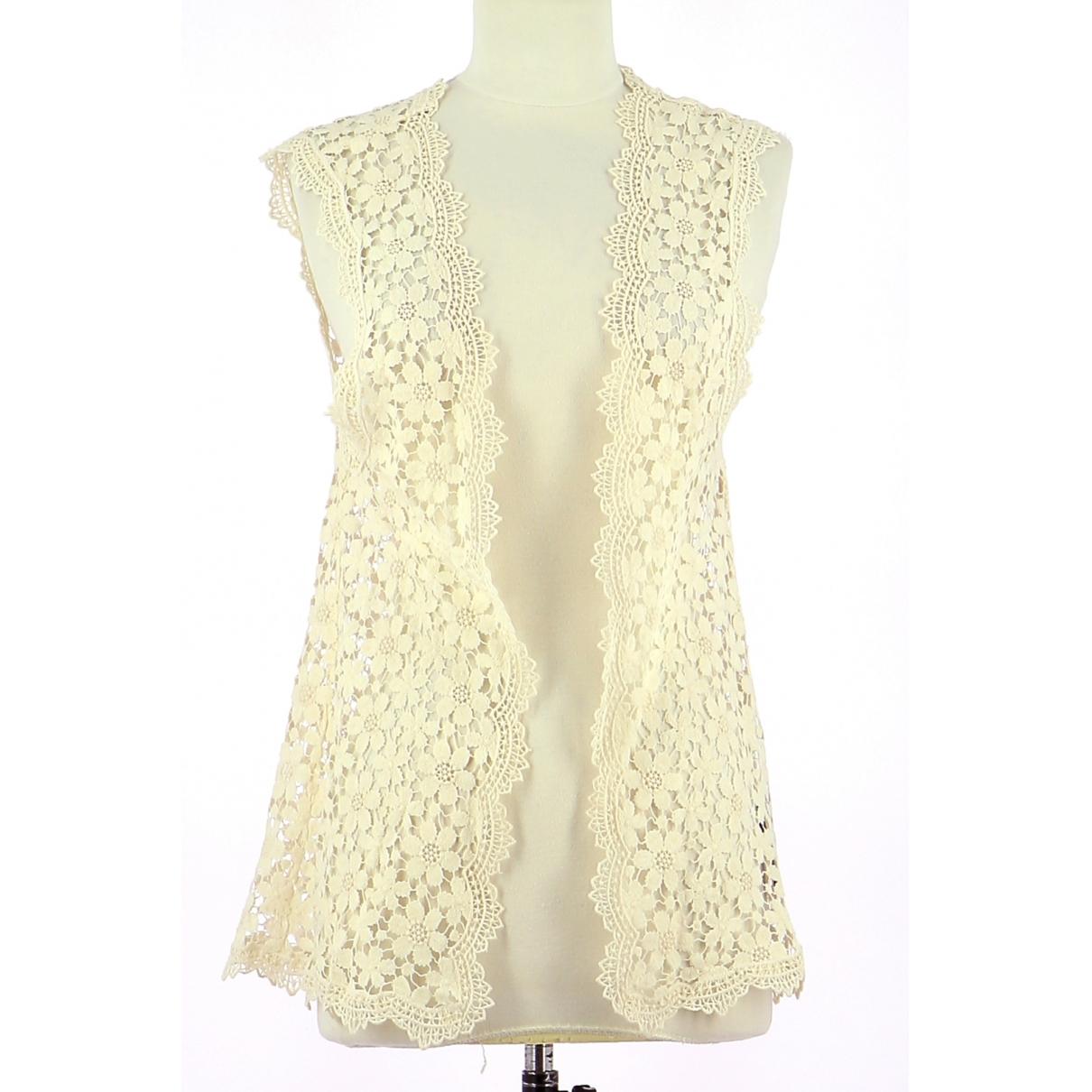 The Kooples \N Ecru Cotton Knitwear & Sweatshirts for Men 34 UK - US