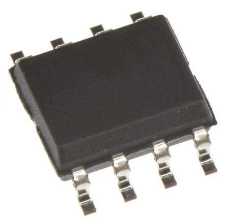Cypress Semiconductor S25FL128LAGNFI010, Quad-SPI NOR 128Mbit Flash Memory Chip, 8-Pin WSON (490)