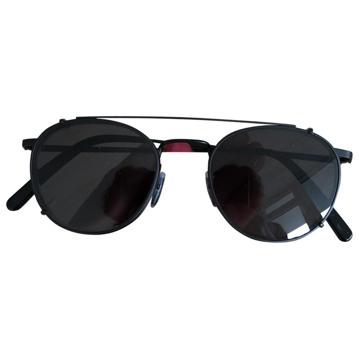 Ace & Tate \N Black Sunglasses for Women \N