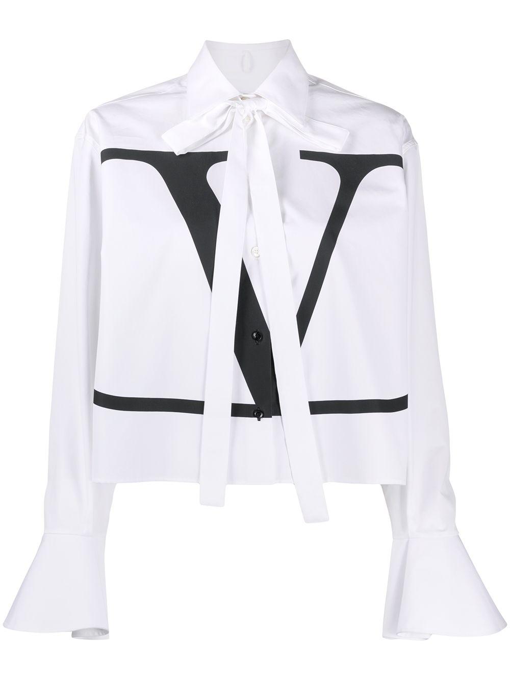 Vlogo Cotton Shirt