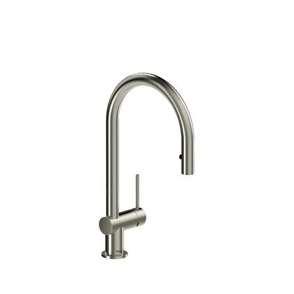 Azure AZ101SS Kitchen Faucet with Spray 1.8 GPM  in Stainless