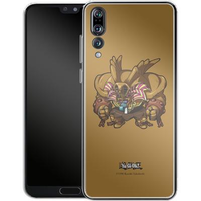 Huawei P20 Pro Silikon Handyhuelle - Exodia The Forbidden One SD von Yu-Gi-Oh!
