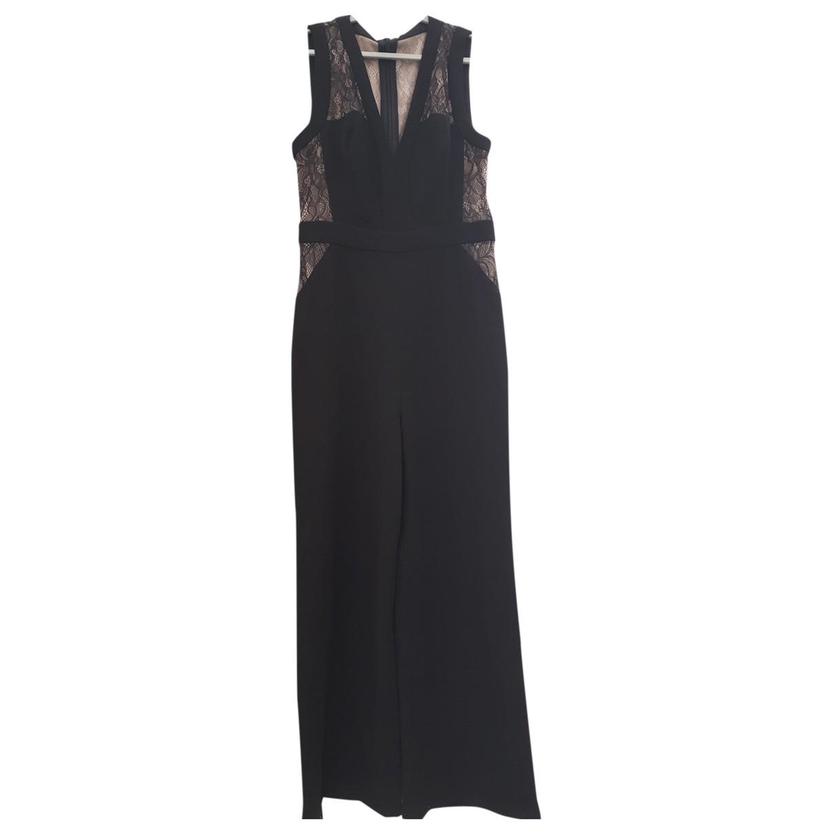 Bcbg Max Azria \N Black jumpsuit for Women 40 FR