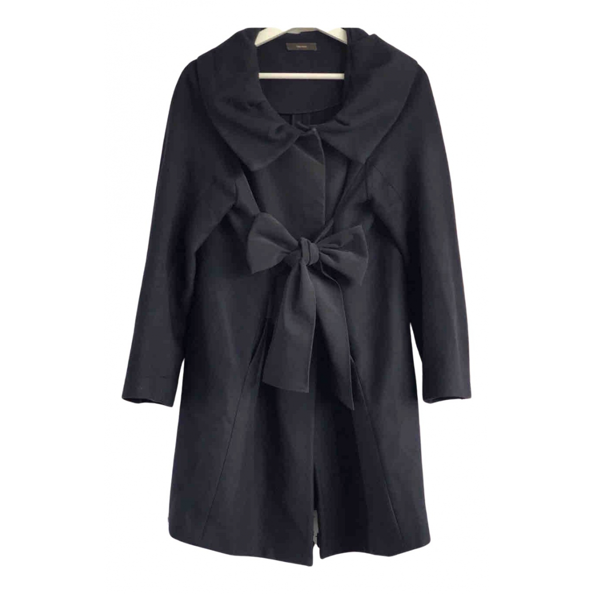 Vera Wang \N Trench in Wolle