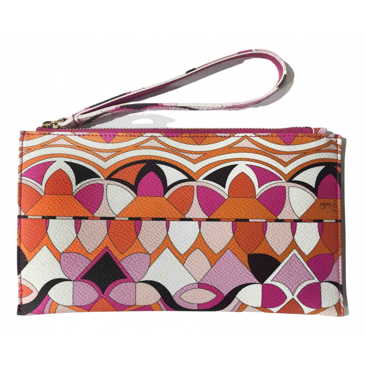 Emilio Pucci \N Pink wallet for Women \N