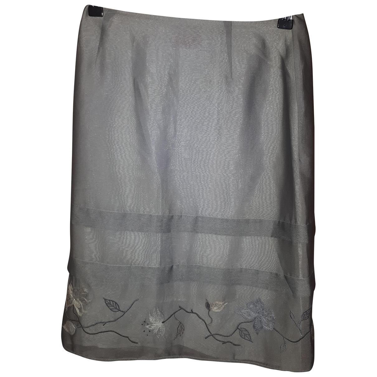 Kenzo \N Grey skirt for Women 38 FR