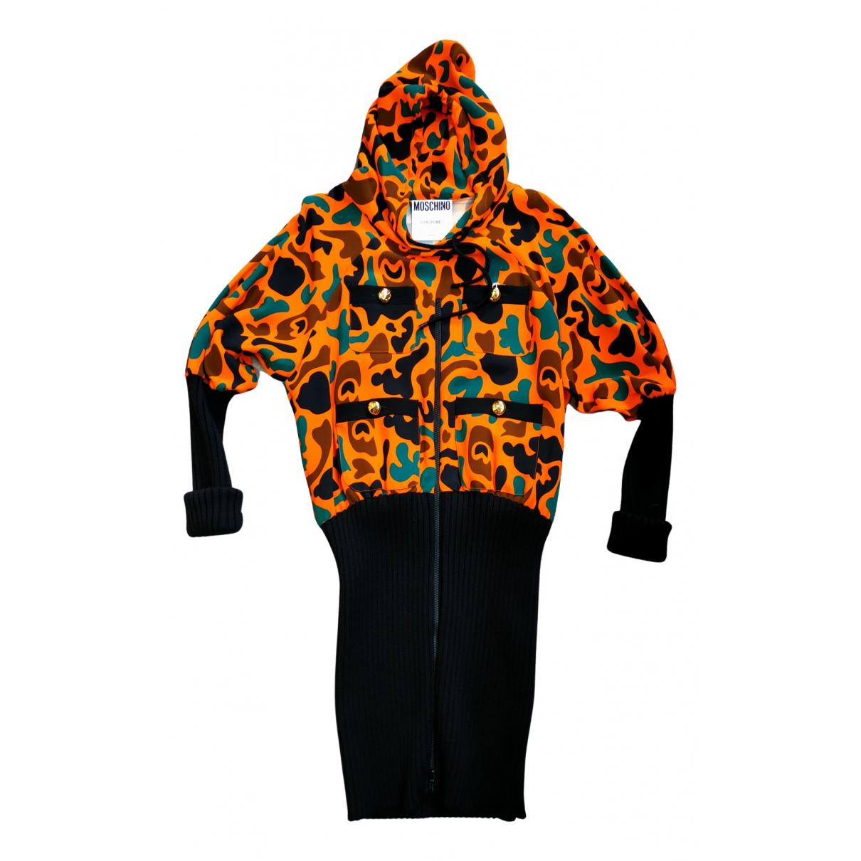 Moschino \N Kleid in  Bunt Synthetik