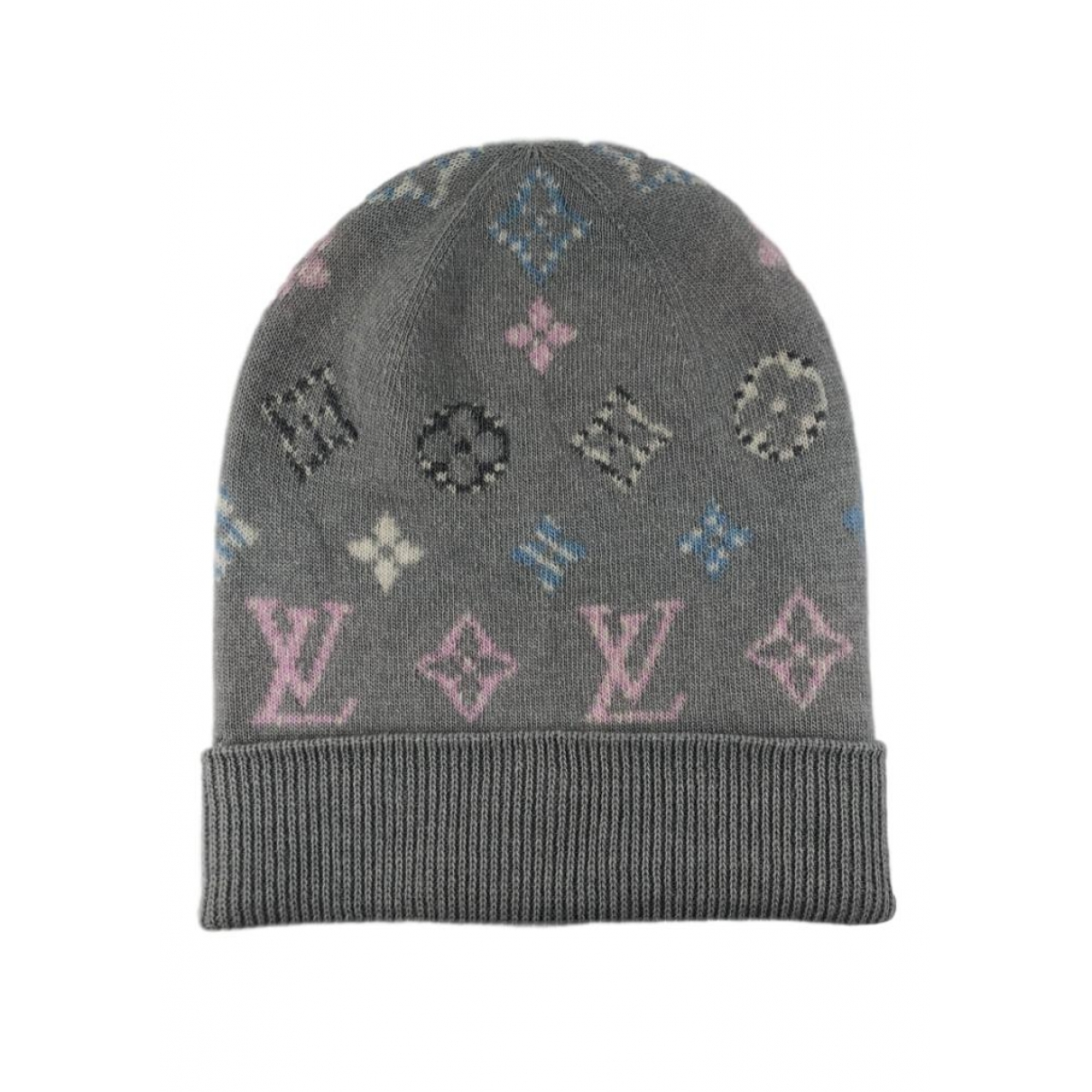 Louis Vuitton \N Grey Wool hat for Women M International
