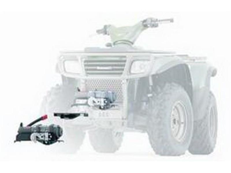 Warn Industries 60174 ATV/UTV Winch Mounting Systems Honda TRX400 | TRX450