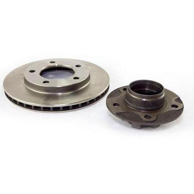 Crown Automotive Hub and Rotor Kit - J5363421
