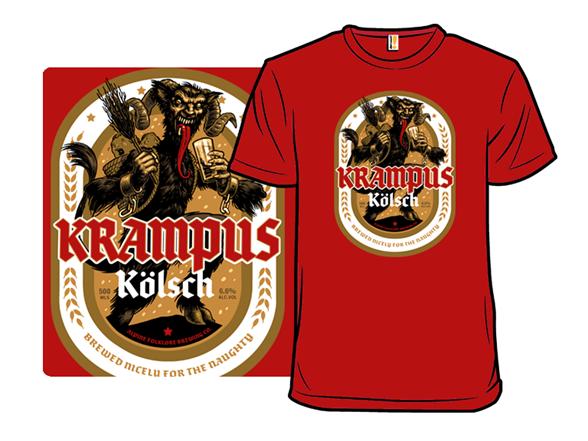 Krampus Kolsch T Shirt