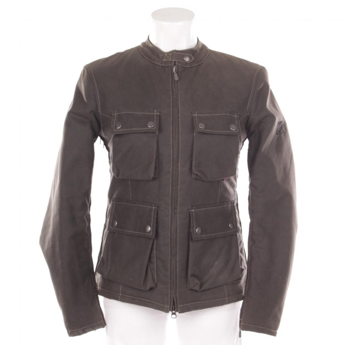 Belstaff \N Grey jacket for Women 42 IT