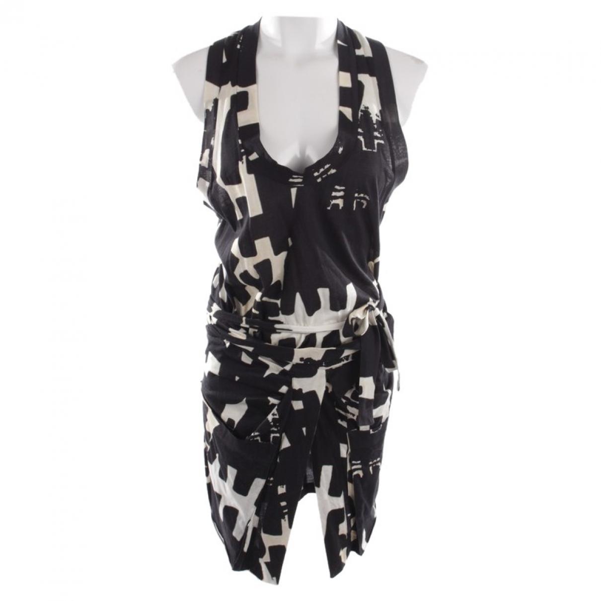 Isabel Marant \N Black Silk dress for Women M International
