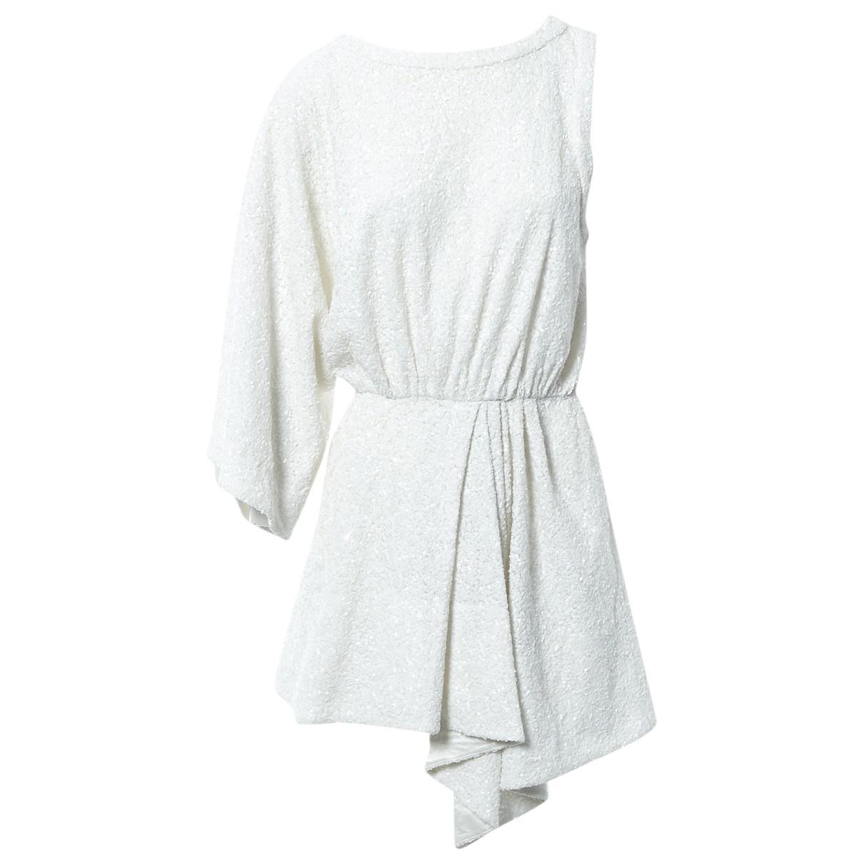 Zadig & Voltaire - Robe   pour femme - blanc