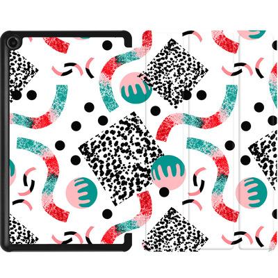 Amazon Fire 7 (2017) Tablet Smart Case - Confetti von Jenna Kunnas