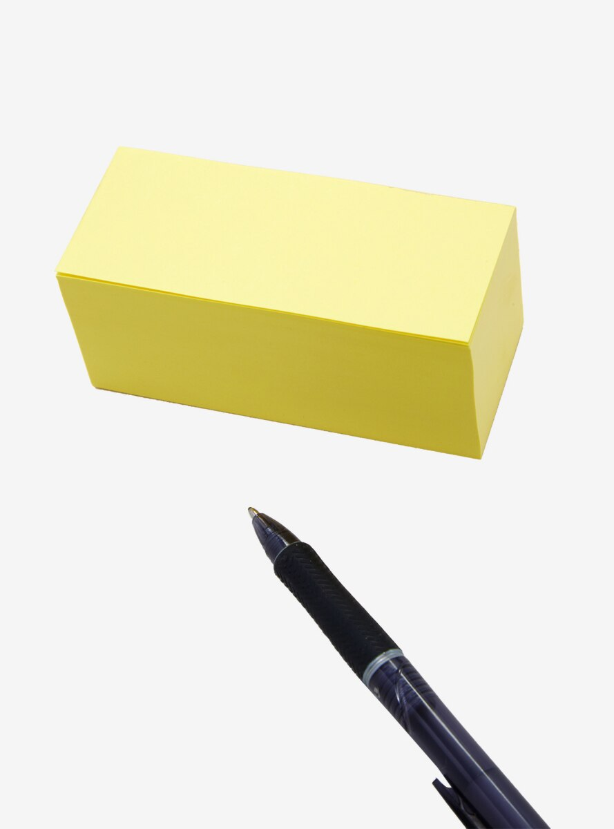 Butter Stickey Notepad