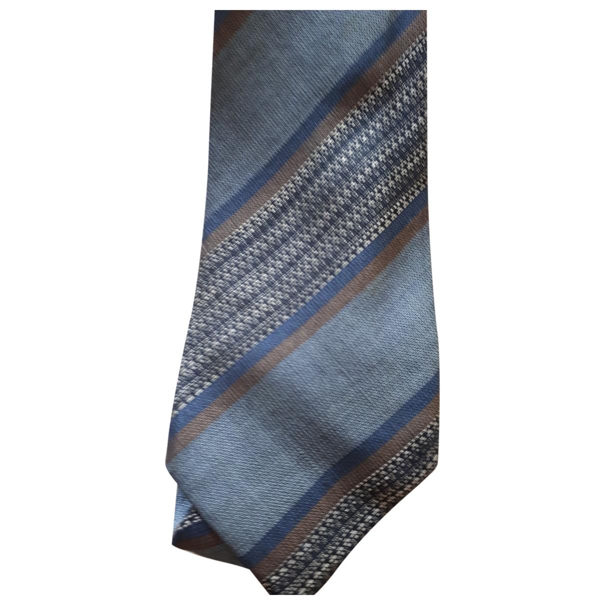 Lanvin \N Silk Ties for Men \N